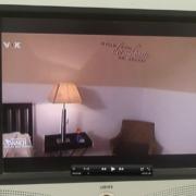 Silbensalon im Fernsehen