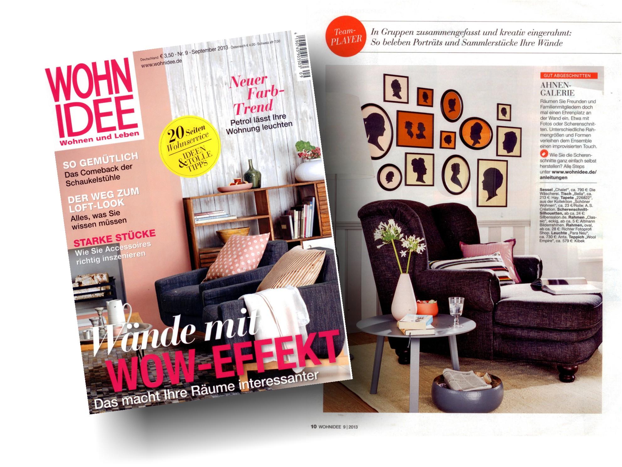 Zeitschrift Wohnidee Haus Design Und M Bel Ideen