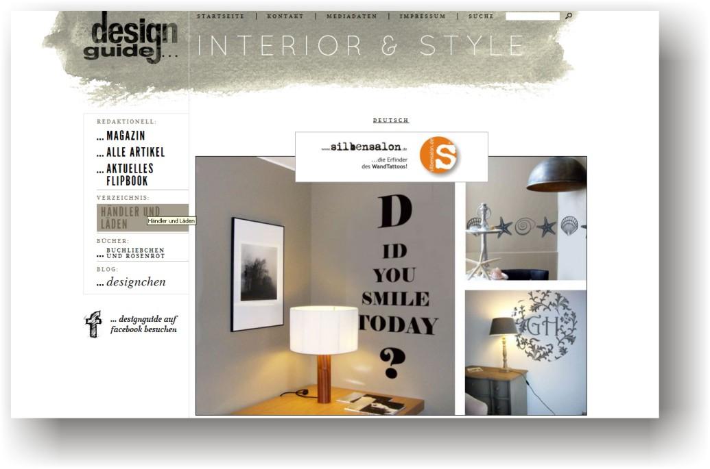 silbensalon im 089 online Designguide