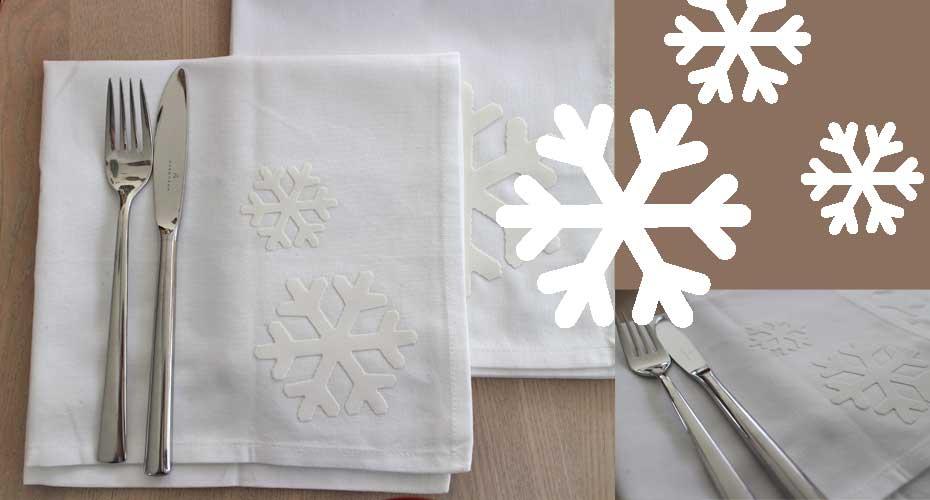 weihnachtliche Textiltattoos für Geschenkideen