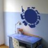 Tierkreissticker fürs Kinderzimmer