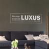 Luxus WandTattoo aus dem SILBENSALON