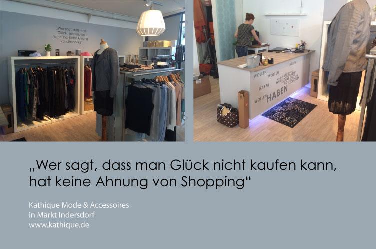 Wer Sagt, Dass Man Glück Nicht Kaufen Kann, Hat Keine Ahnung Vom Shopping