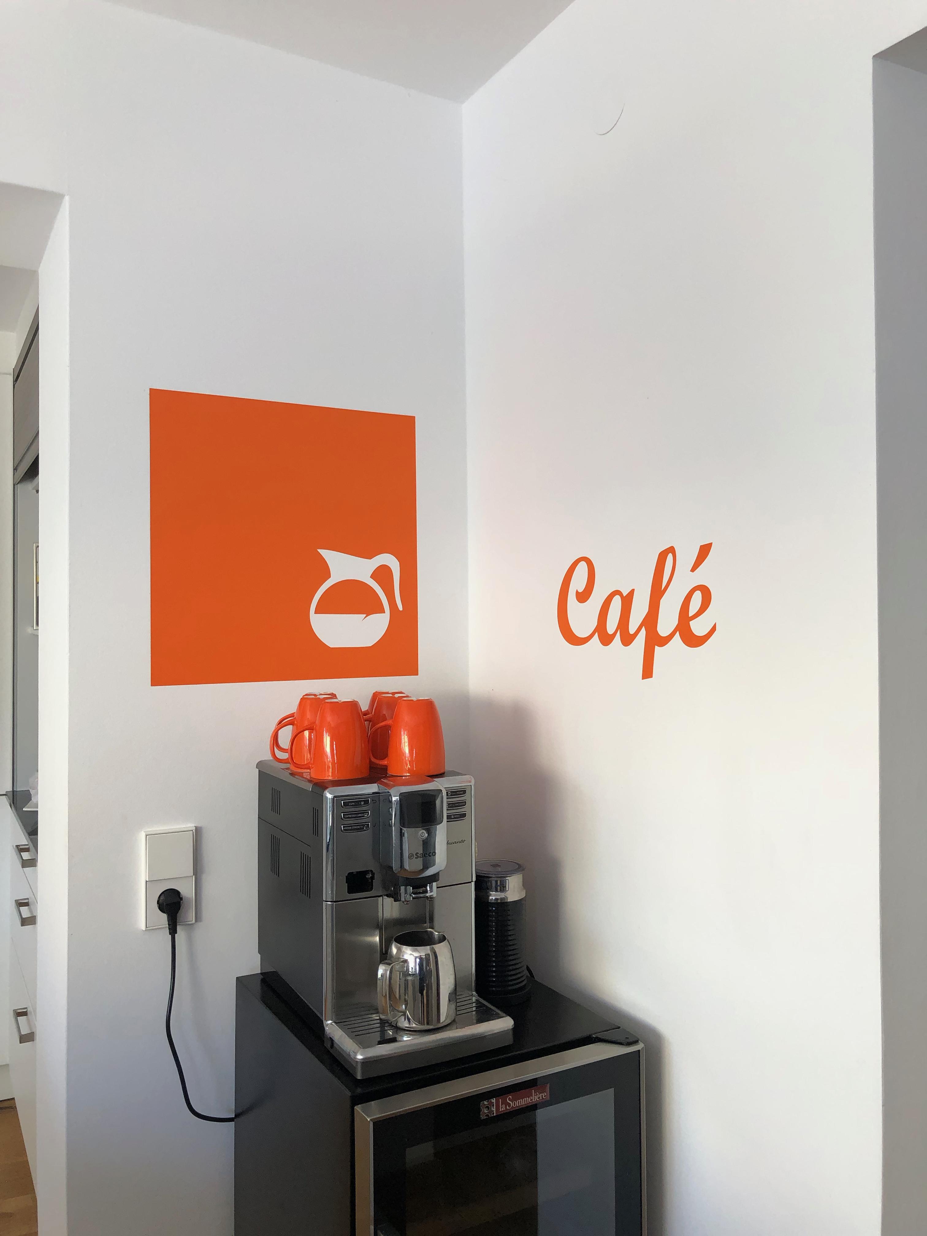 Für gute Stimmung in Ihrer Kaffee Ecke