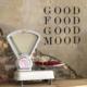 good food good Mood Aufkleber