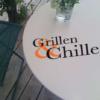 Gartentischaufkleber