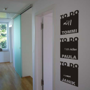 W113TODO_Wandtattoo
