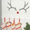 Hirschgeweih weihnachten