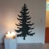 Weihnachtstanne Christbaum